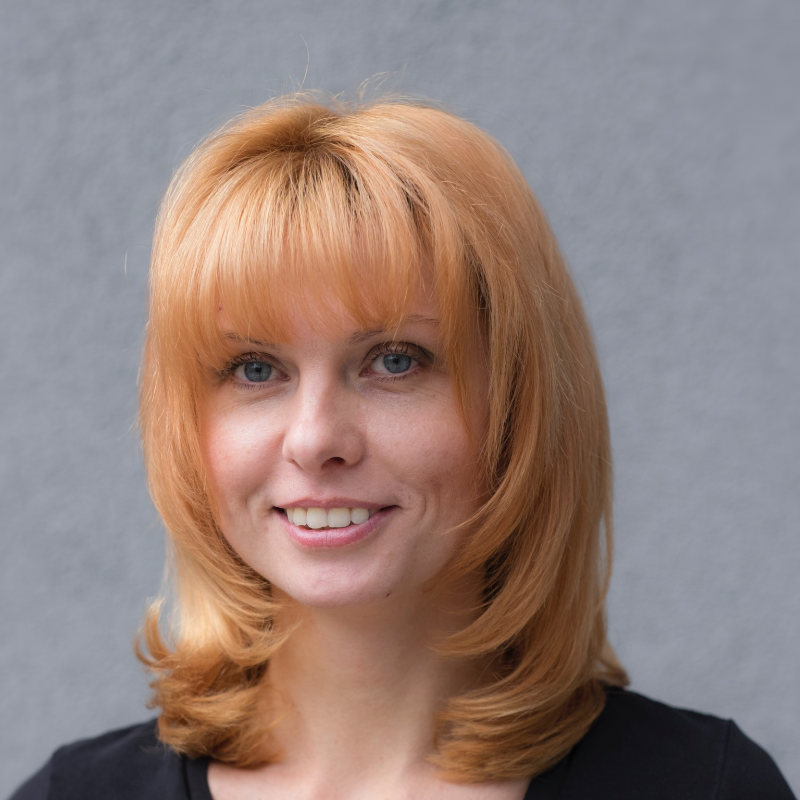 Magda Jeřábková - kadeřnice
